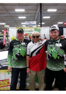 Tennessee Fishing show , Jimmy Houston