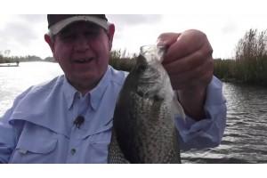Lake Boeuf with Paradise Louisiana with Gary Rispone !