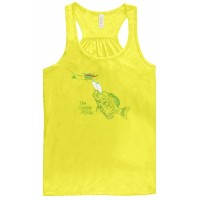 Racerback Tank Top - Chartreuse