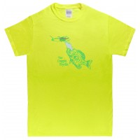 Short-Sleeve Shirt - Chartreuse