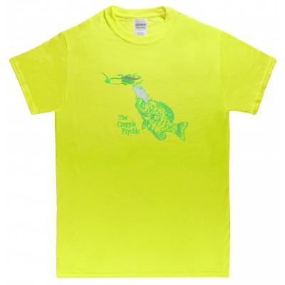 Short-Sleeve Shirt - Chartreuse