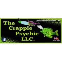 The Crappie Psychic Sticker