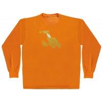 Long-Sleeve Shirt - Orange