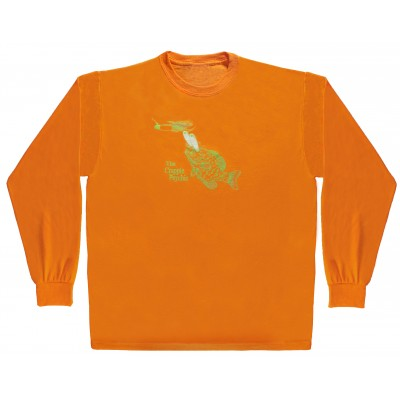 Long-Sleeve Shirt - Orange