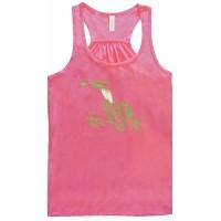 Racerback Tank Top - Pink
